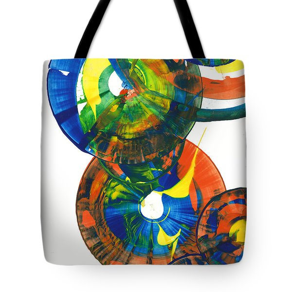 My Spherical Joy '' Jump Up ''  858.121711 Tote Bag