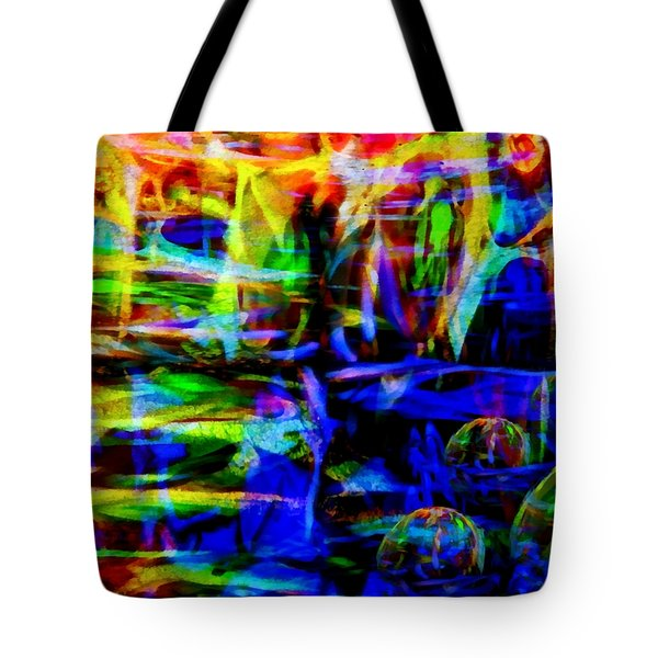 My Universe Tote Bag by Angelina Vick