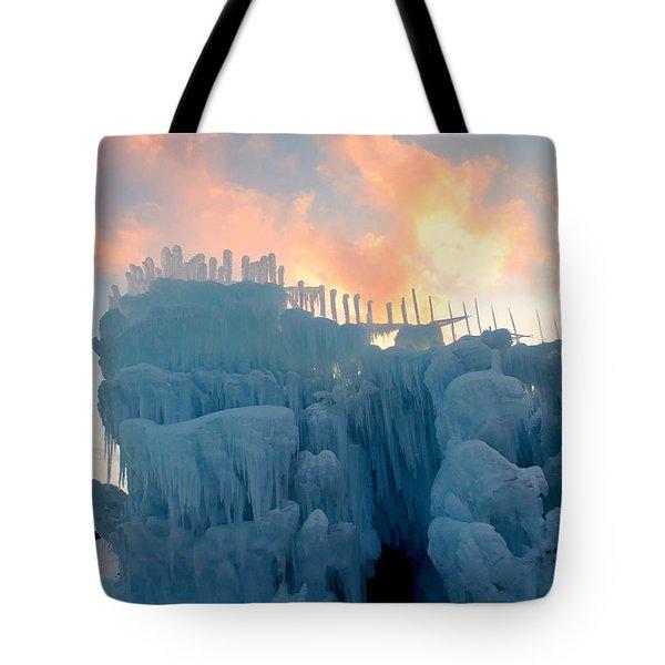 Mystic Time Tote Bag