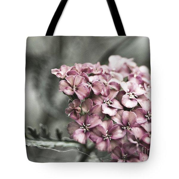 Mystic Yarrow Tote Bag