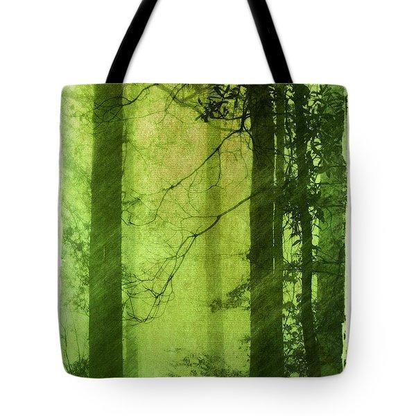 Mystical Glade Tote Bag by Judi Bagwell