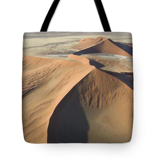 Namib Desert Tote Bag by Unknown
