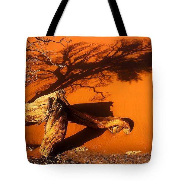 Namibia 2 Tote Bag by Mauro Celotti