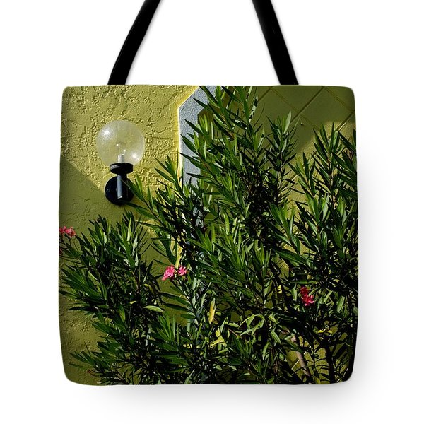 Naples Tote Bag by Joseph Yarbrough