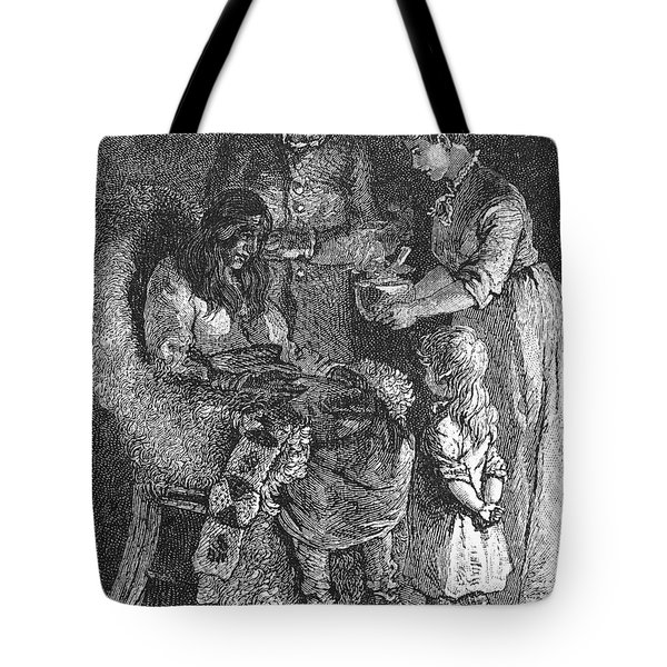 Narcissa Prentiss Whitman Tote Bag by Granger