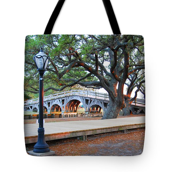 Narnia In Corolla Tote Bag