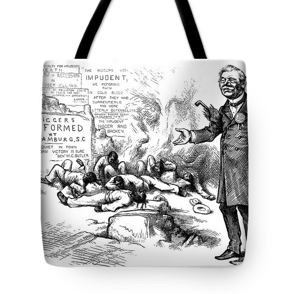 Nast: Tilden Cartoon, 1876 Tote Bag by Granger