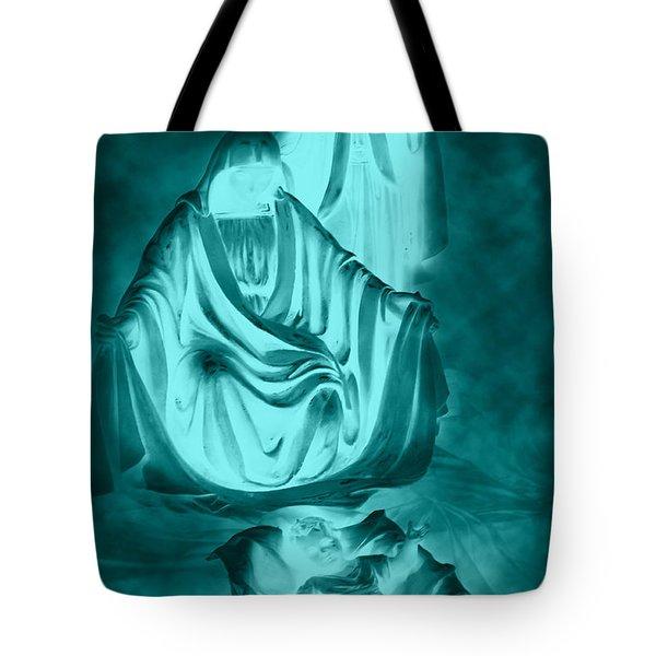 Nativity Tote Bag by Lourry Legarde