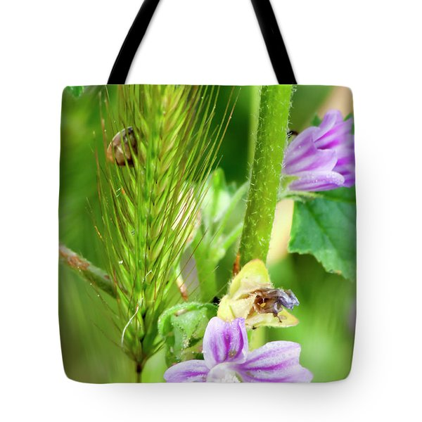 Tote Bag featuring the photograph Natural Bouquet by Pedro Cardona