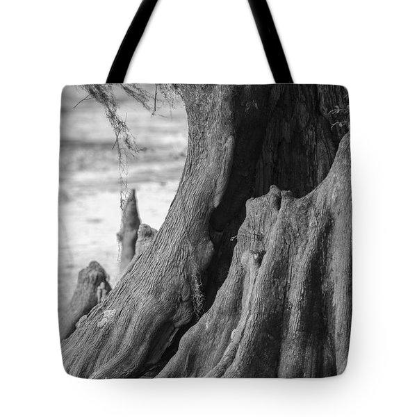Natural Cypress Tote Bag