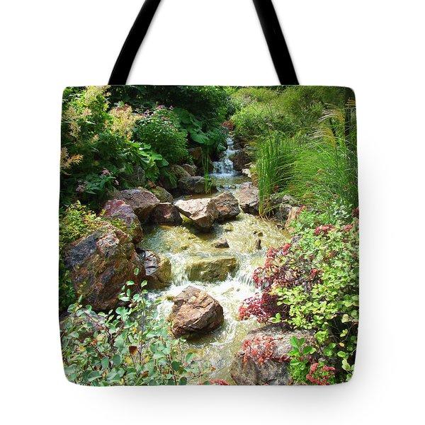 Nature As Art Tote Bag