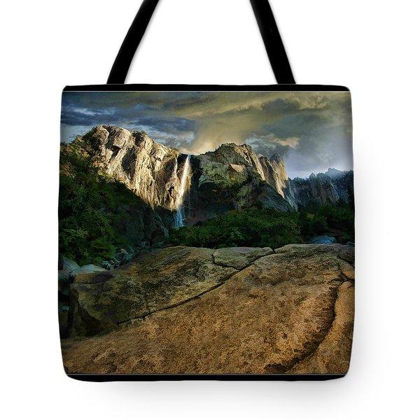 Nature Glory Tote Bag by Blake Richards