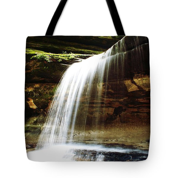 Nature In Motion Tote Bag by Milena Ilieva