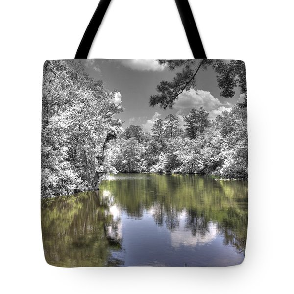 Nature's Dream Tote Bag by David Troxel