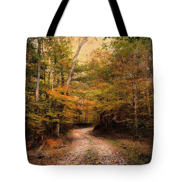 Nature's Harmony Tote Bag by Jai Johnson