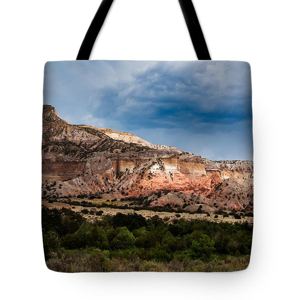 Nature's Paintbrush Tote Bag