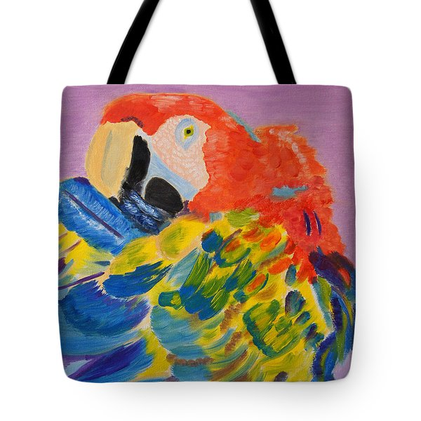 Nature's Painting Tote Bag by Meryl Goudey