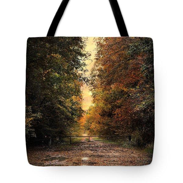 Nature's Secret Tote Bag by Jai Johnson