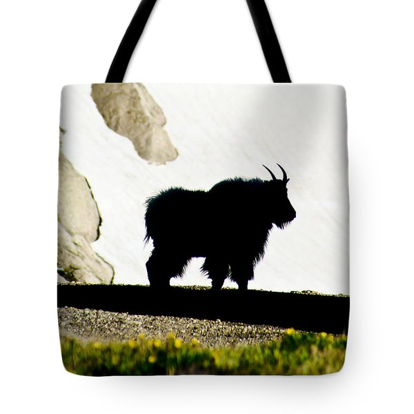 Nature's Silhouette Tote Bag by Colleen Coccia