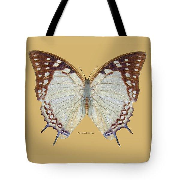 Nawab Butterfly Tote Bag