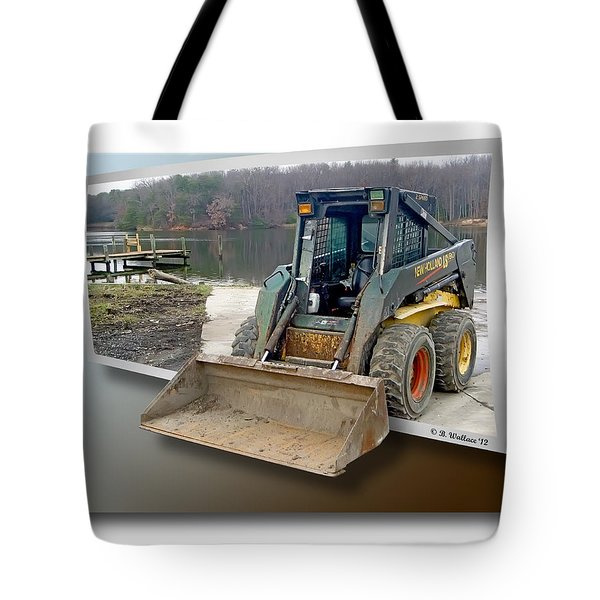Need A Lift Tote Bag by Brian Wallace