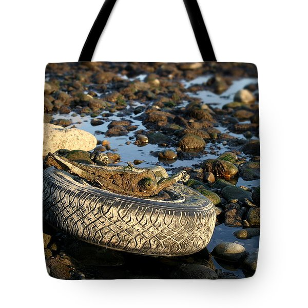 Need A Tire Tote Bag