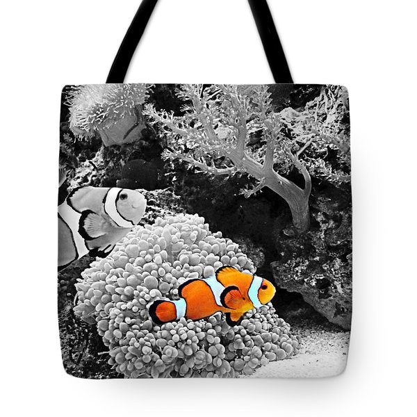 Nemo At Home Tote Bag