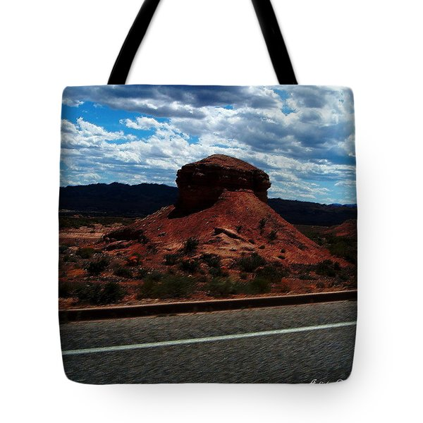 Nevada Usa Tote Bag