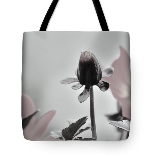 Tote Bag featuring the digital art New Life by Holly Ethan