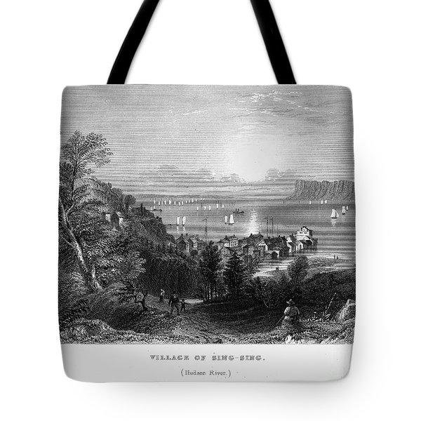 New York: Sing Sing Tote Bag by Granger