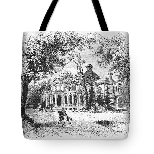 New York State: House Tote Bag by Granger