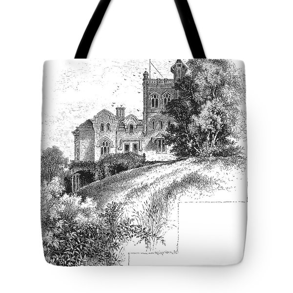 New York State: Villa Tote Bag by Granger
