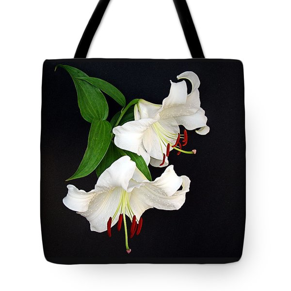 Newly Opened Tote Bag by Nick Kloepping