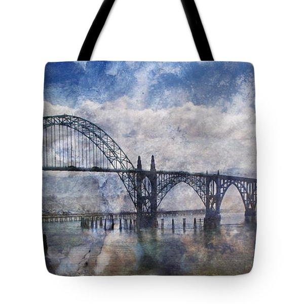 Newport Fantasy Tote Bag