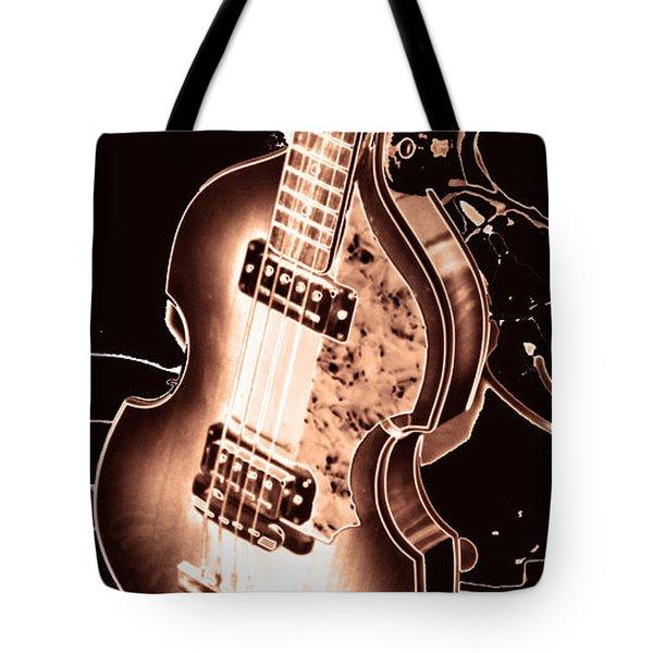 Next One Up Tote Bag by John Stuart Webbstock