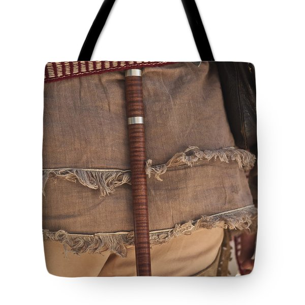 Nice Ax Tote Bag