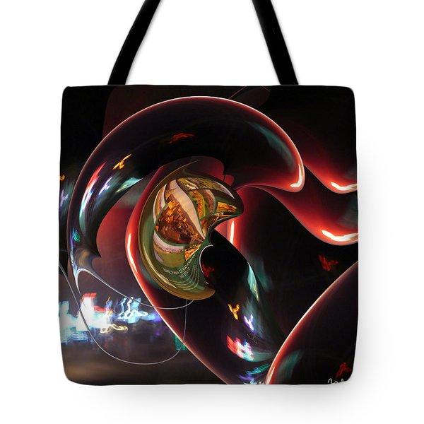 Night Fever Tote Bag