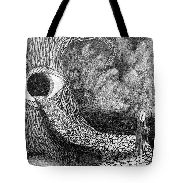 Night Guard Tote Bag