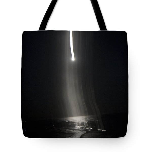 Night The Moon Fell Iv Tote Bag by Betsy Knapp