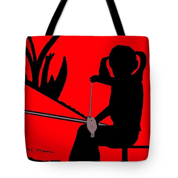 Nikki Tote Bag by Melvin Moon