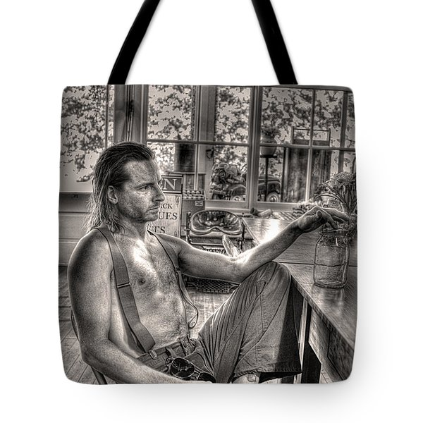 Tote Bag featuring the photograph Ninety Six In The Shade by William Fields