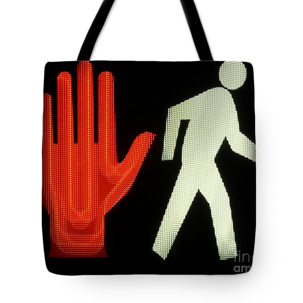 Tote Bag featuring the photograph No Move by Newel Hunter