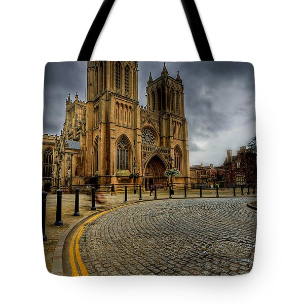 No Parking Tote Bag by Adrian Evans