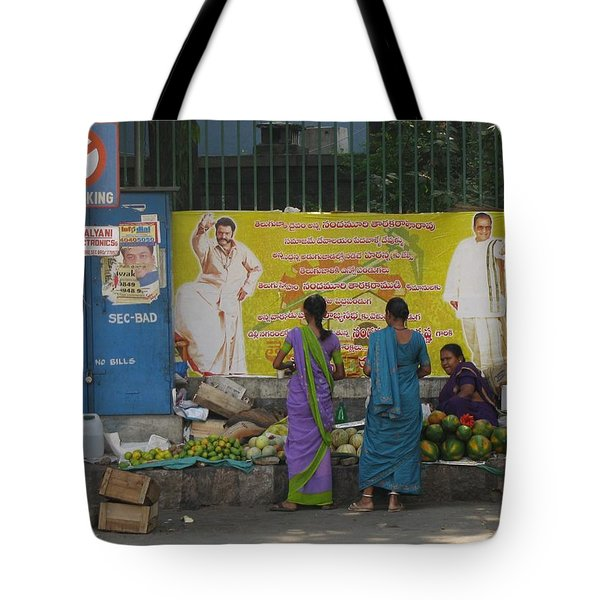 Tote Bag featuring the photograph No Parking by David Pantuso