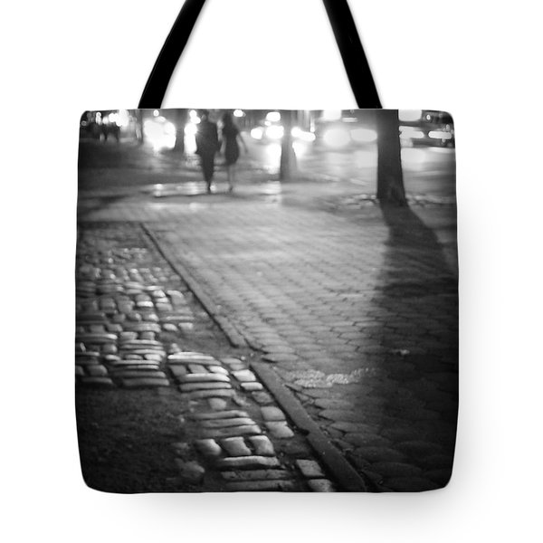 Nocturne - Night - New York City Tote Bag by Vivienne Gucwa