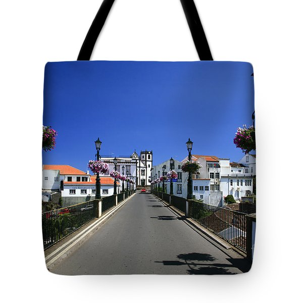 Nordeste - Azores Islands Tote Bag by Gaspar Avila