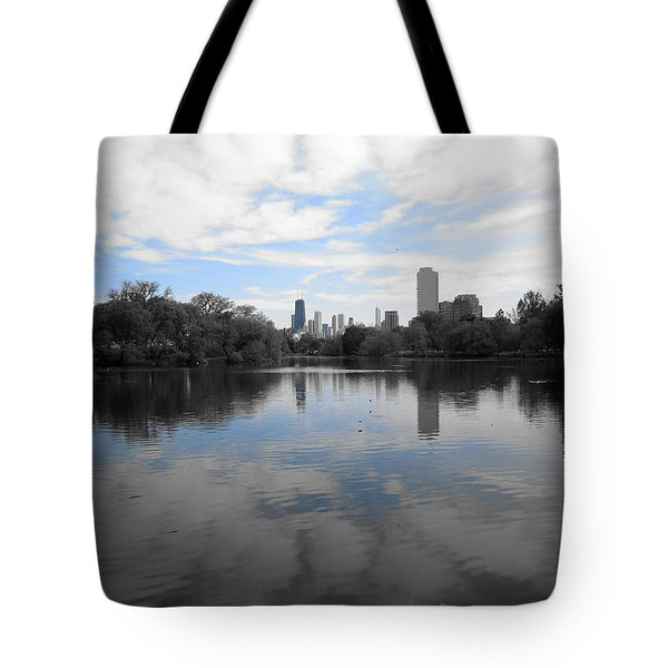 North Pond Tote Bag