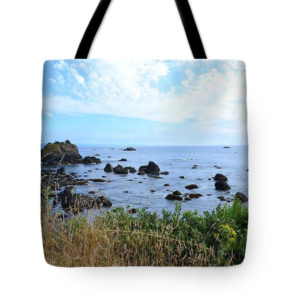 Northern California Coast2 Tote Bag