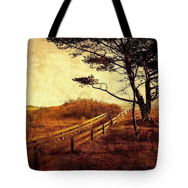 Norwegian Pine Tote Bag
