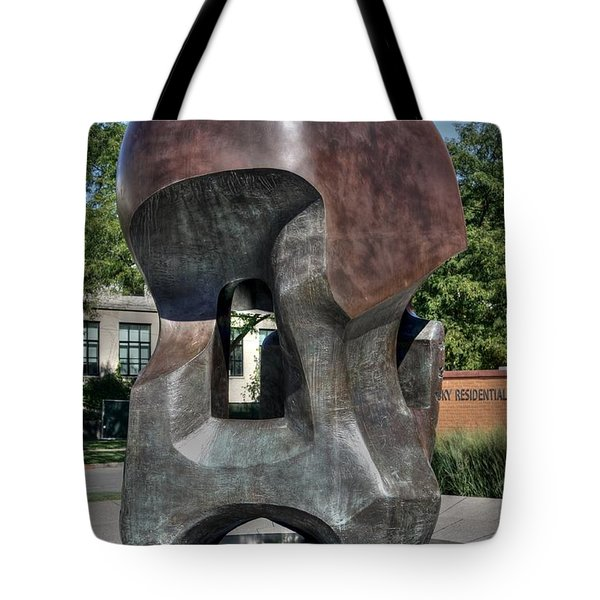 Nuclear Energy Tote Bag by David Bearden